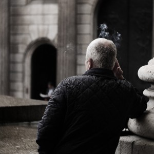 Tonal contrast for emphasis. Street photography courses in London. Damien Demolder