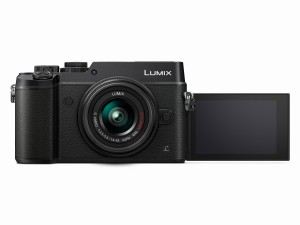 Panasonic Lumix DMC-GX8 rear screen