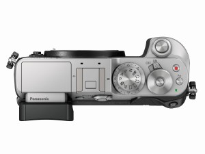 Panasonic Lumix DMC-GX8 top plate