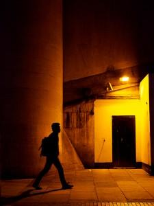 Southbank Quiff, Damien Demolder street photography